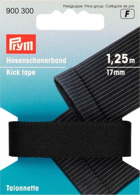 Wholesale Kick tape black                    1.25m