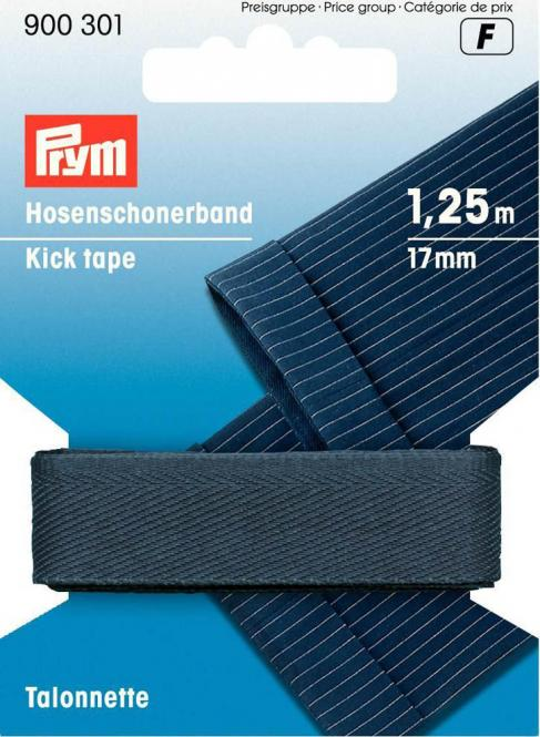 Wholesale Kick tape dark grey   1.25m