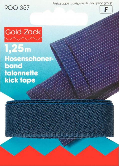 Wholesale Kick tape navy blue                1.25m