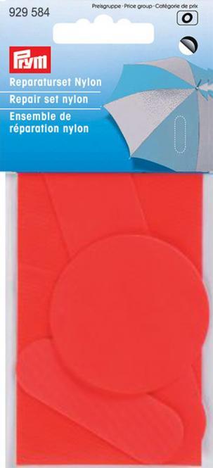 Großhandel Reparaturset Nylon selbstklebend rot