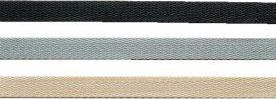 Großhandel Aufhängerband beige/grau/schwarz