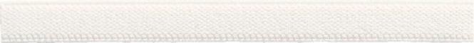 Wholesale Soft top elastic 15mm white           1m