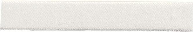 Großhandel Velour-Elastic 25 mm weiß