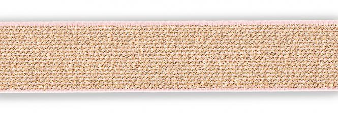Großhandel Color Elastic 50 mm roségold
