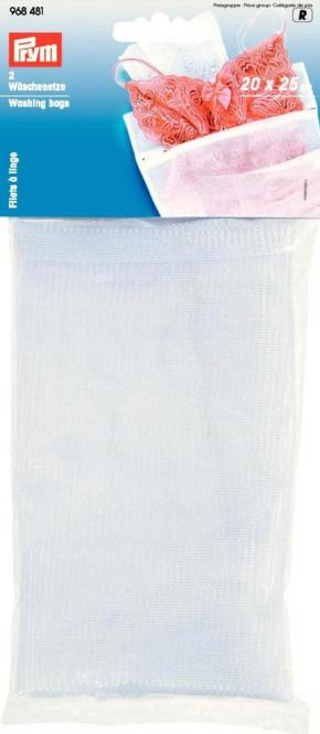 Großhandel Wäschenetz 20 x 25 cm weiß