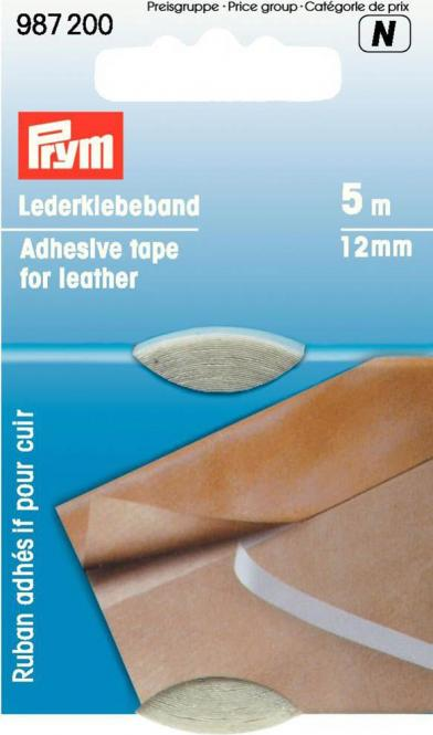 Wholesale Adhesive tape for leather 12mm        5m