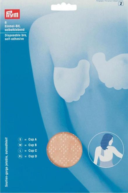 Wholesale Disposable bra self-adhesive size S