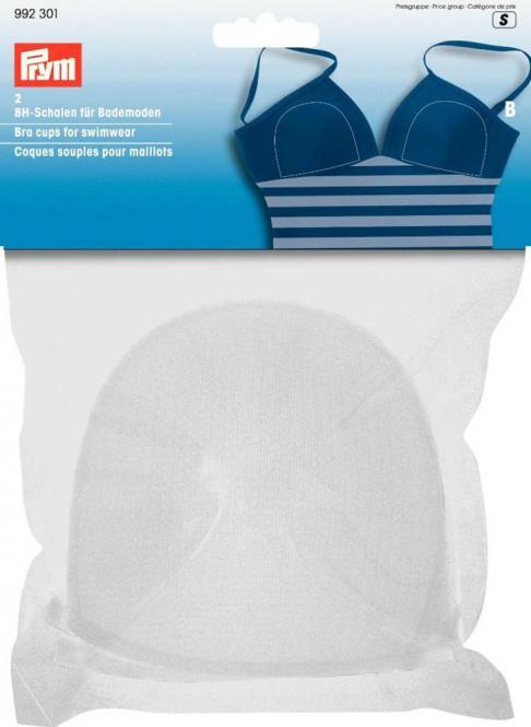 Großhandel BH-Schalen für Bademoden B weiß