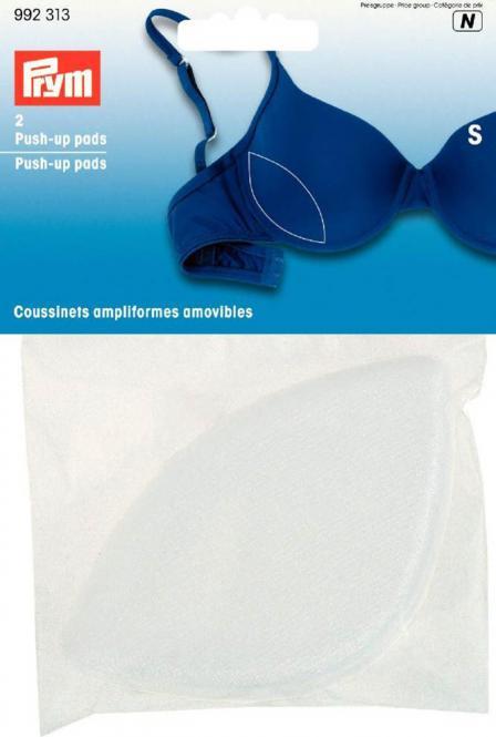 Großhandel Push-up pads S weiß