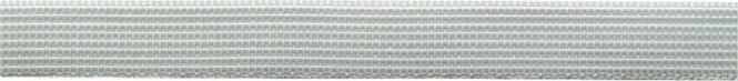 Großhandel Stäbchenband 11 mm weiß