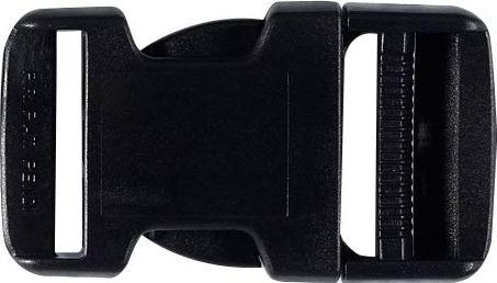Großhandel Steckschnalle KST 30mm schwarz