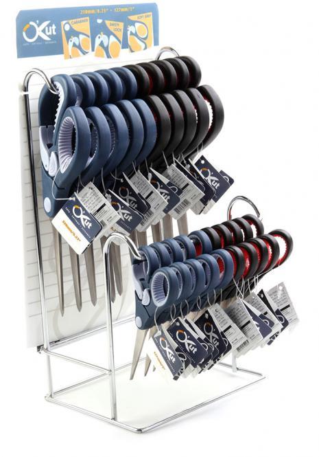Großhandel Scheren Safety Lock Display 2x20St