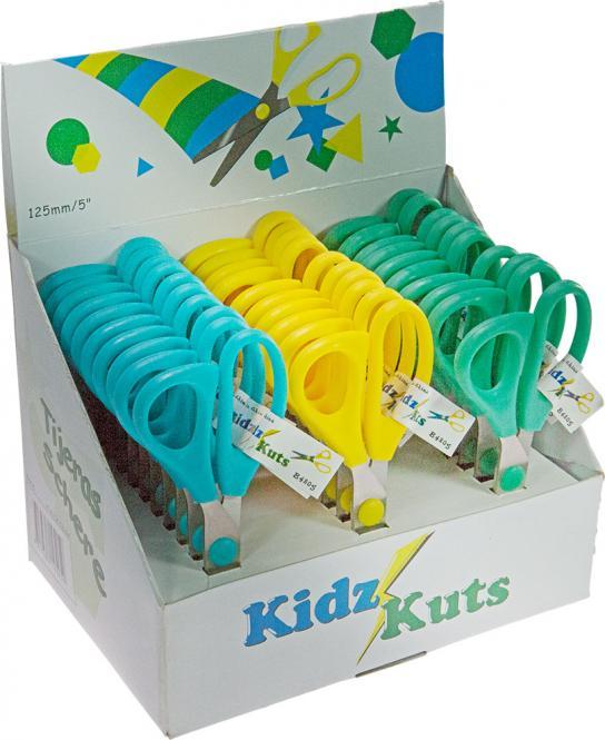 Wholesale Kidz Kuts Scissors Display
