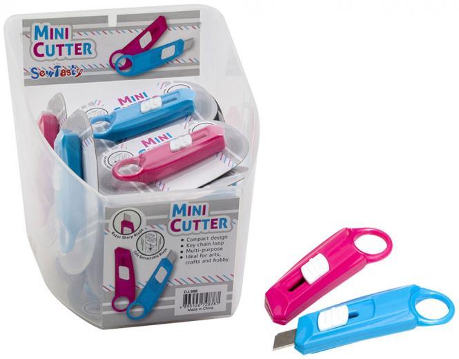 Großhandel Mini Cutter Display 2x12St.