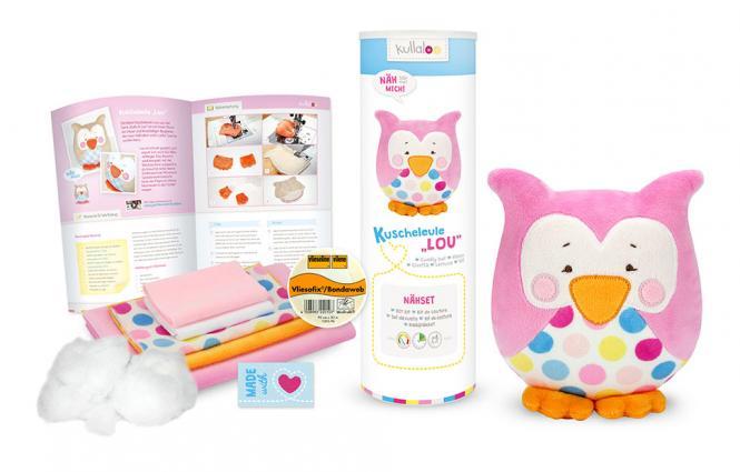 Wholesale Kullaloo Owl Lour pink