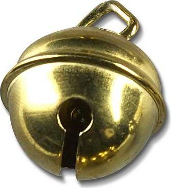Großhandel Schellen 19mm gold