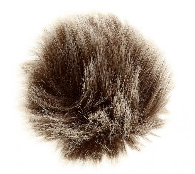 Wholesale Faux Fur Pom Poms Wolf 8X8Cm