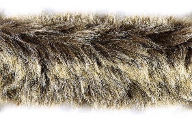 Wholesale Faux Fur Trim Wolf 5Cm