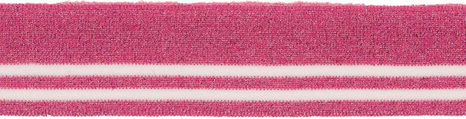 Großhandel Bündchen 45mm pink