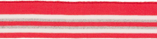 Großhandel Bündchen 45mm rot