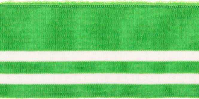 Großhandel Bündchen 60mm hellgrün