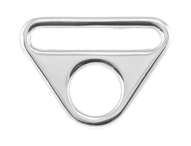 Wholesale O-ring with bridge silver 32mm