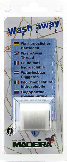 Großhandel Wash Away wasserlöslicher Heftfaden 200m