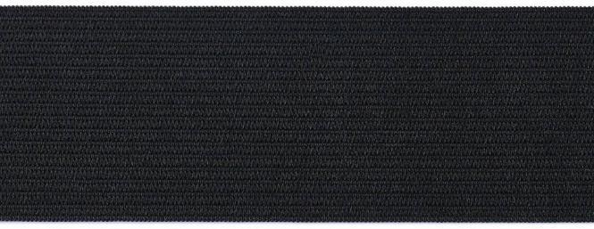 Großhandel Gummiband 40mm schwarz 10m