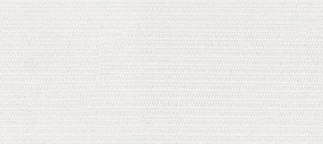 Großhandel Gummiband 40mm weiß 50m
