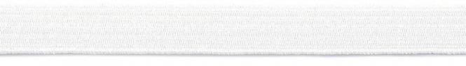Großhandel Breit Elastic 12mm weiß