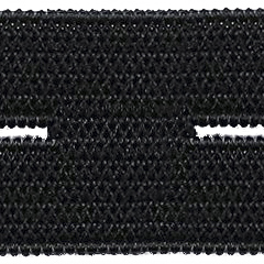 Großhandel Knopfloch Elastic 18mm