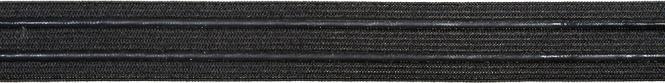 Wholesale Elastic tape antislip 25mm black