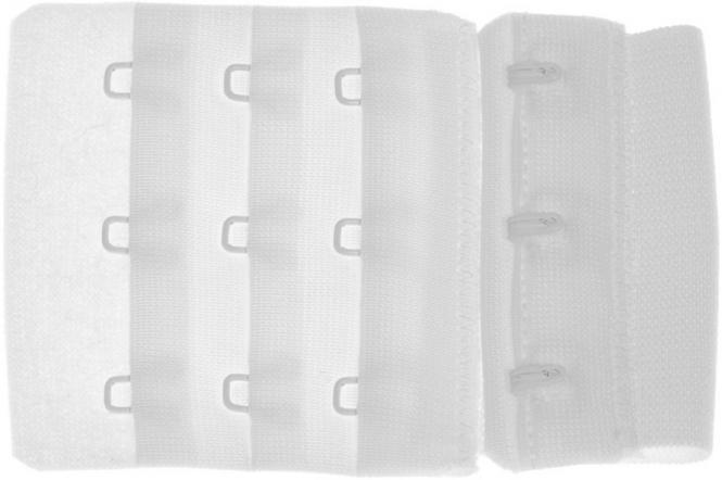 Wholesale Bra Extension 54mm White