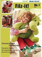 Großhandel Designheft Filz-it! Nr.1