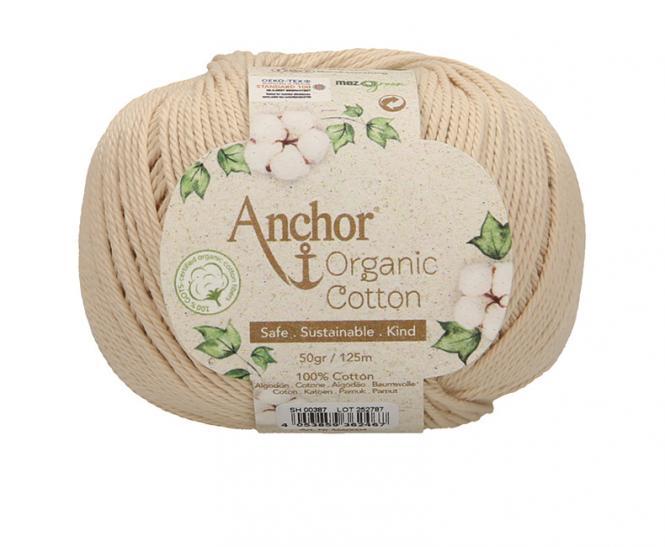 Wholesale Anchor Organic Cotton 50g