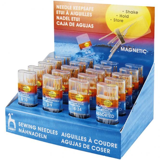 Großhandel Nadeletui magnetisch Display 4x5Stück