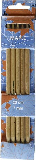 Wholesale Maple Knitting Pin Double Ended