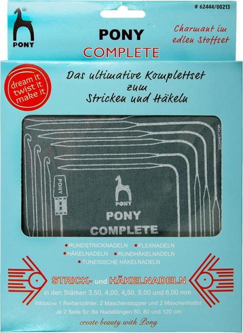 Wholesale Pony Complete Set