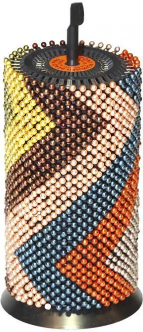 Wholesale Pearlised Head Pins 0,60 x 38 mm