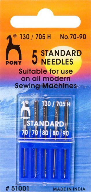 Großhandel Nähmaschinennadeln 130/705 Standard 70-90