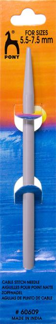 Großhandel Zopfmusternadeln 1 Stück 5,5-7,5mm ALU