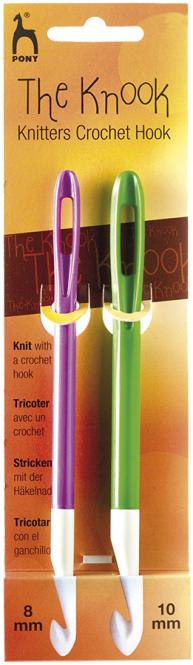 Großhandel Knooking Nadel 8mm+10mm