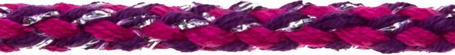 Großhandel Flechtkordel 5mm multicolor