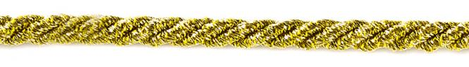 Wholesale Cord 4Mm Gold / Silver