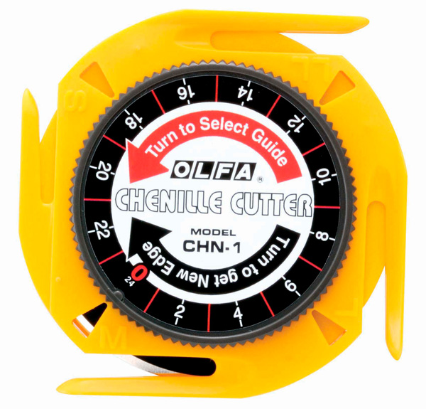Großhandel Chenilleschneider 60mm