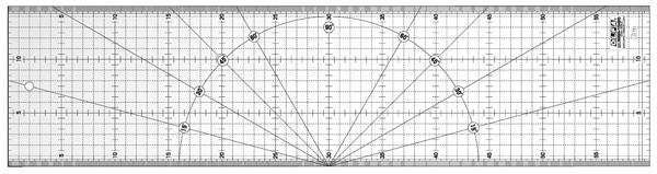 Wholesale Patchwork Ruler 15x60cm