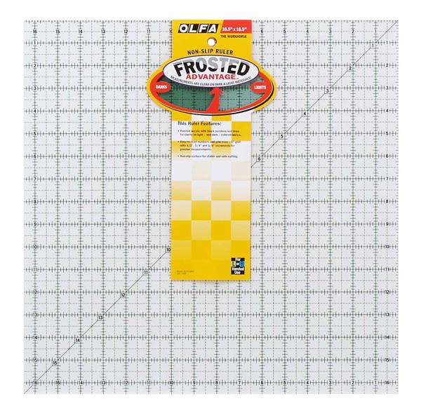 "Großhandel Patchwork Lineal 16,5x16,5"""