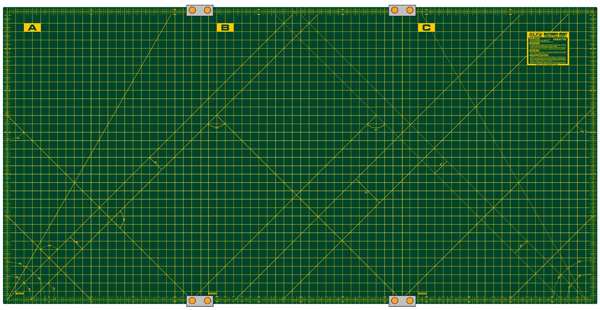 Wholesale Cutting Mat 180x90cm