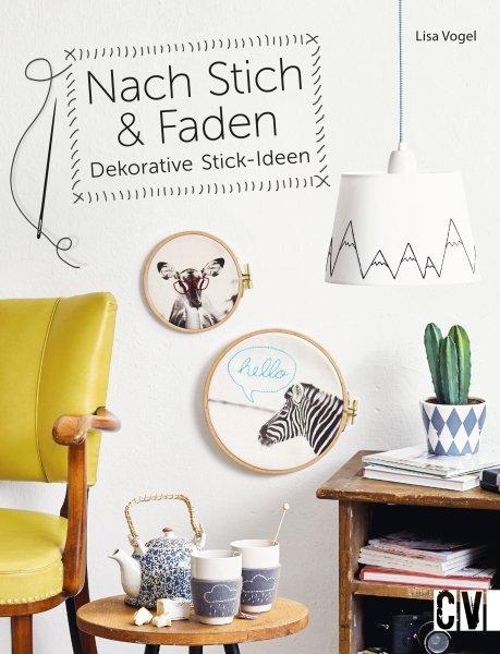 Großhandel Nach Stich & Faden Dekorative Stick-Ideen