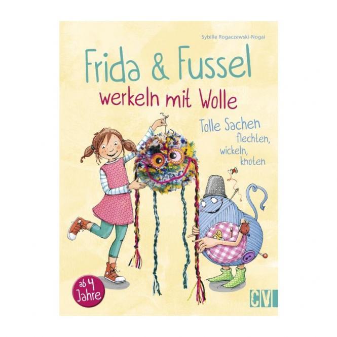 Großhandel Frida & Fussel werkeln mit Wolle
